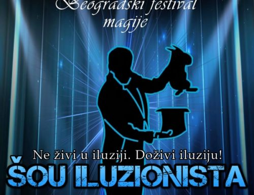 6th BELGRADE FESTIVAL OF MAGIC in Serbia